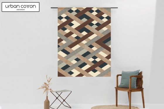 urban-cotton-wandkleed-timber-sfeer